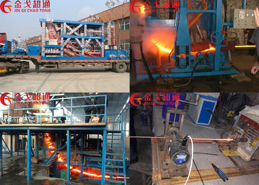 Fast Start CCM Continuous Casting Machine With Low Power Consumption